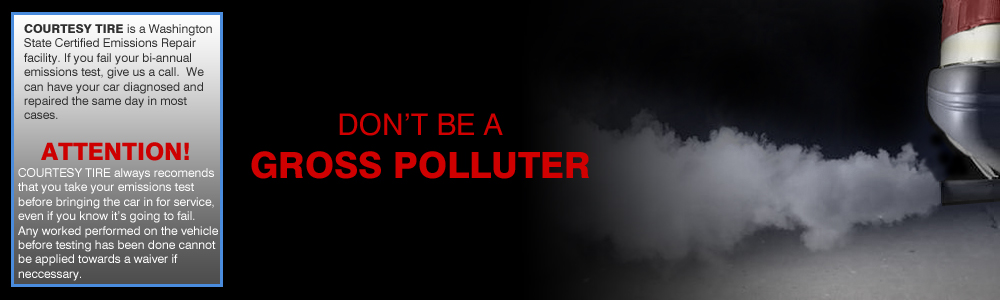 Don't Be A Gross Polluter!